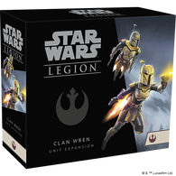 Star Wars: Legion Clan Wren Unit Expansion