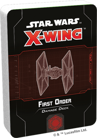 Star Wars: X-Wing 2nd Edition - First Order Damage Deck