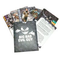 Dungeon Doors: Big Bad Evil Guys Expansion