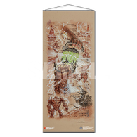 Magic the Gathering CCG: Dominaria The Antiquities War Saga Wall Scroll