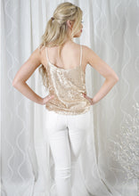ZW219SS Sequin Cami (Pack)