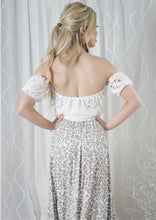 XW16302SS Drop Shoulder Lace Top (Pack)