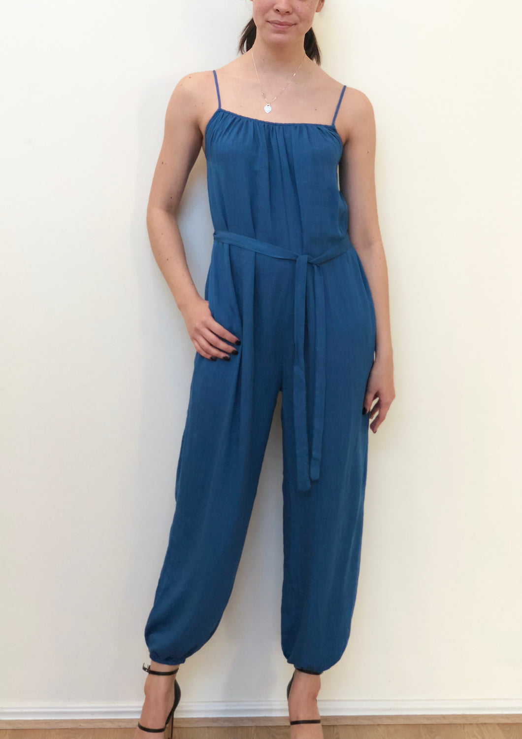 YW2174SS Loose Fit Jumpsuit (Pack)
