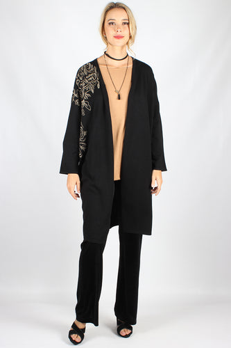 WW0058NC Long Sleeve Cardigan With Side and Shoulder Detailing (Pack) On Sale
