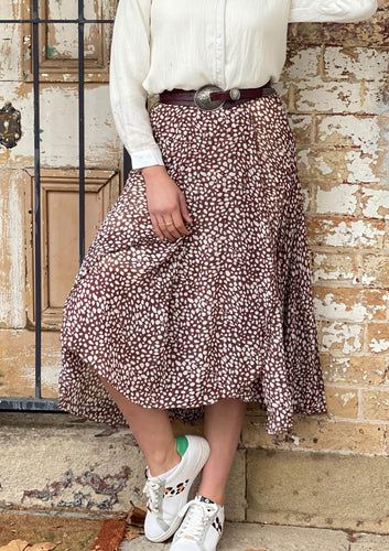 WV131-4SS Leopard Skirt (Pack) New Arrivals