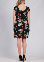 BS31616-210TB Floral Printed Ruffled Dress (Pack)