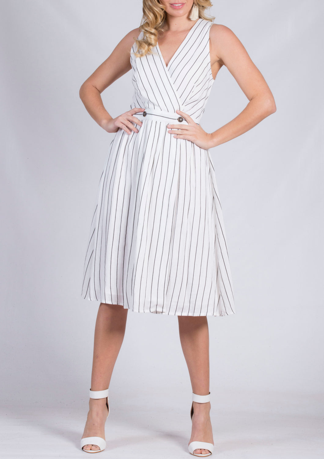 WA2103TB Stripe Dress (Pack)