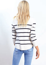 AY227SS Stripe Print Knit Top (Pack)