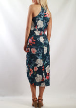 TG2555TB Floral Thin Straped Layered Dress (Pack)