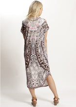 CH1070-62SS Pink Leopard Print Dress (Pack) New Arrivals
