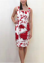 BS31590-236TB Red Floral Dress(Pack) New Arrival