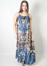 HS11690-55SS Animal Printed Maxi Dress  (Pack)