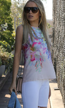 RV0972SS Floral Tank Top (Pack)