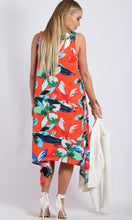 VS7243NC Orange Tropic Tunic Dress (Pack)