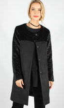 Collarless Yoke Jacket