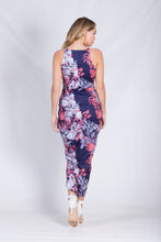 RC0255-W2SS Keyhole Detailed Tulip Dress (Pack)