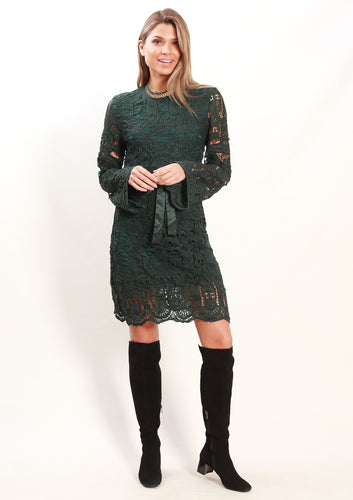 LA0012SS Lace Dress (Pack) On Sale