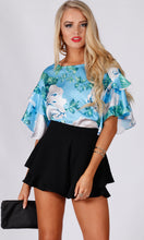 RV0850-5SS Sky Rose Satin Top  (Pack) On Sale