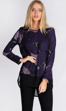 BT141150-7NC Circle Dot Long Sleeve Top (Pack)