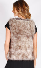 LISA539SS Faux Fur Vest (Pack) New Arrival
