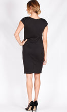 Body Con Cap Sleeve Dress