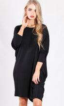 HS6002-15SS Relaxed Long Sleeve Tunic (Pack)