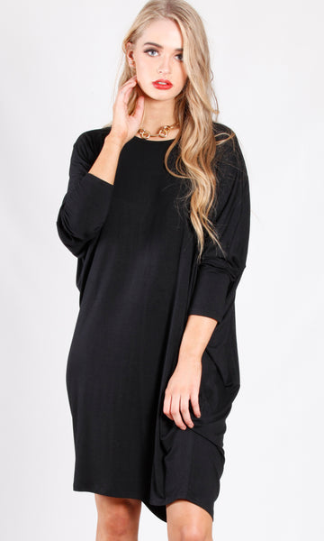 HS6002-15SS Relaxed Long Sleeve Tunic (Pack) New Arrival