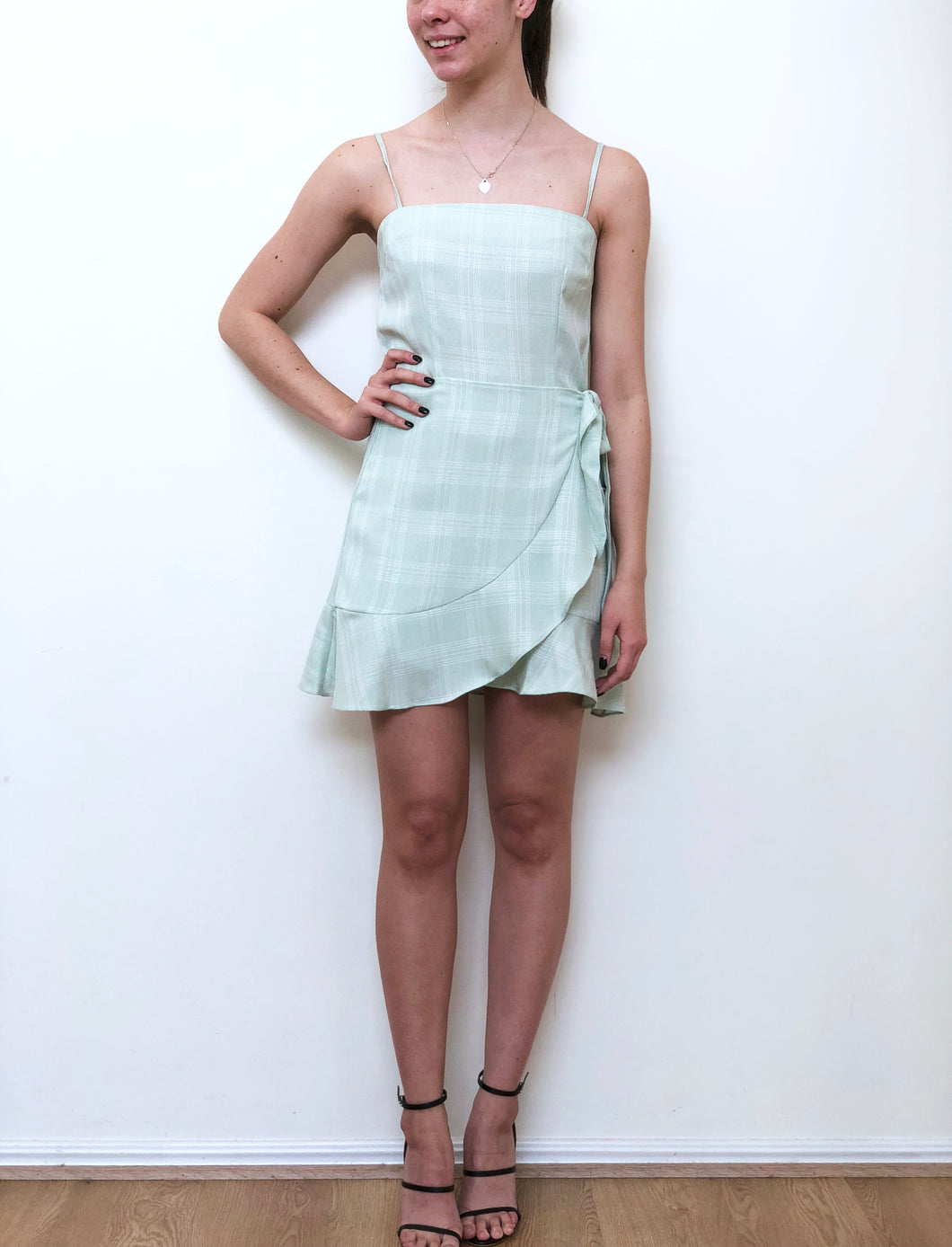 P121SS Mint Mini Dress (Pack)