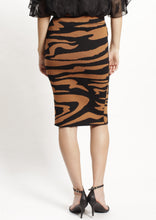 ZW005SS Tiger Print Skirt (Pack)