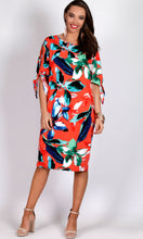Split Sleeve Loose Fit Dress