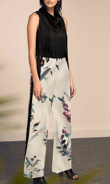 RV0897-1SS Floral Wide Leg Pants (Pack)