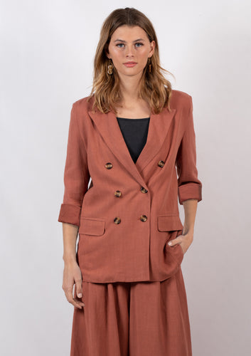 YW2191SS Linen Blazer (Pack) On Sale