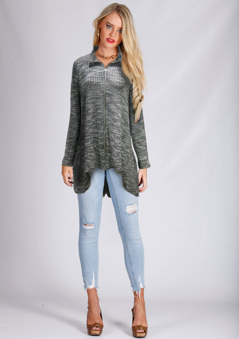 A067NC High Low Cut Cardigan (Pack) On Sale