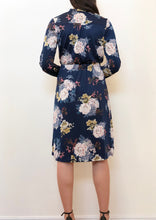WA0221-2TB Floral Button Down Dress (Pack) New Arrival