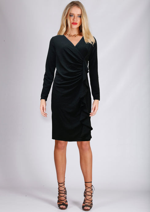 WW0087TB Long Sleeve Dress  (Pack)