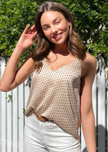 XW17164-20SS Polka Dot Cami (Pack) New Arrivals