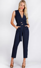 RV1188-2SS Navy Buckle Jumpsuit (Pack)