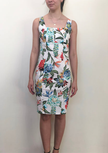 BS31590-230TB Multi Coloured Floral Dress (Pack) New Arrival