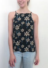 G023SS Frangipani Sleeveless Top  (Pack) New Arrival