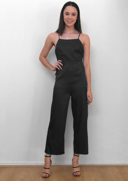 YW17128SS Sateen Jumpsuit (Pack) New Arrival