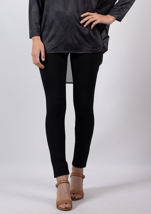 HS11620SS Thick Black Ponte Pants (Pack) New Arrivals