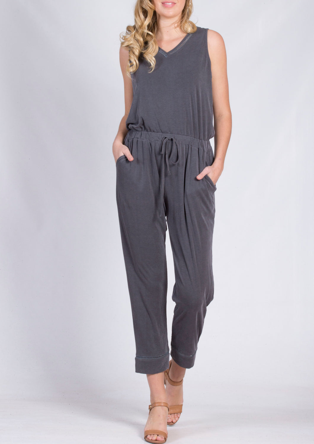 VY00303SS Relax Jumpsuit (Pack)