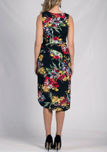 AS0084-41TB Floral Layered Dress (Pack)