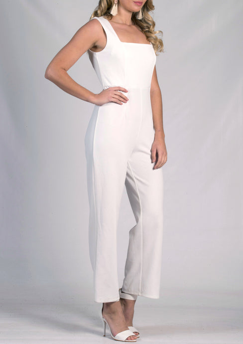 VY0345SS Wide Leg Jumpsuit (Pack) New Arrival