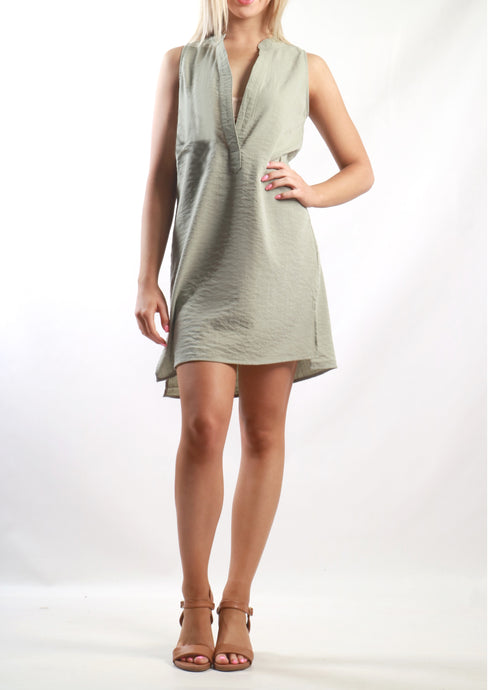 VY00321SS V Neck Sleeveless Tunic (Pack) New Arrival