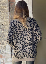 D386AK Leopard Button Up Cardigan (Pack) New Arrival