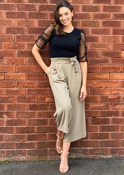 XW16116-2SS Wide-Leg Pant (Pack) On Sale