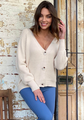 LY252SS Button front Cardigan (Pack) New Arrivals