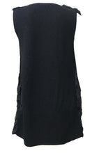 ZW16488SS Black Faux Fur Vest (Pack)