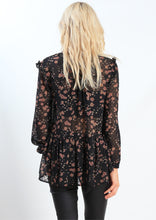 AY094-1SS Chiffon Floral Top (Pack) New Arrivals